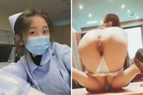 【画像】このJK看護学生(16)、2年後 男達のオ○ニーの道具になってしまう…