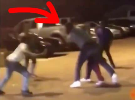 【喧嘩】アメフト(NFL)選手 VS ヤンキー5人、どっちがボコボコにされるかをご覧ください…