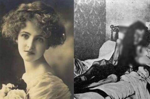 【恐怖】100年前最も美しかった女性「ブランシュ・モニエ」の末路がヤバすぎる