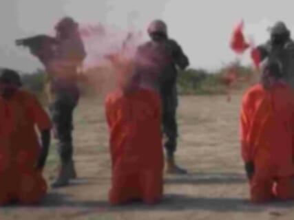 【超!閲覧注意】ISIS、たった10秒の最新動画で世界を戦慄させる(動画あり)