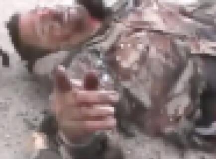 【閲覧注意】シリア兵士の日常、地獄すぎる・・・