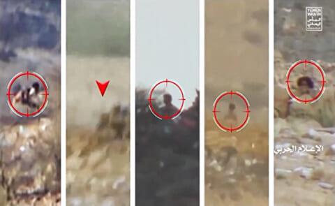 【閲覧注意】現代のスナイパー(1日10人暗殺)の目線カメラ、まじでゲームレベル・・